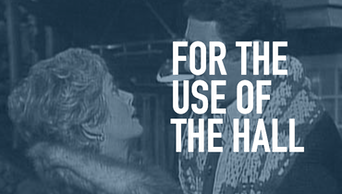 For the Use of the Hall - STAGE | Thespie
