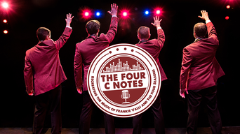 The Four C Notes: Recreating the Music of Frankie Valli and the Four Seasons - Broadway World | Thespie
