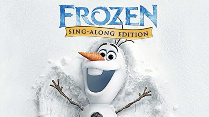 Frozen Sing-Along - Prime Video | Thespie