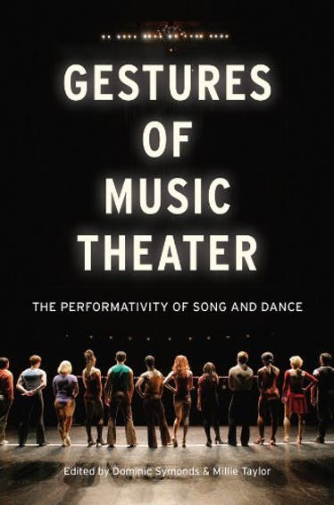 Gestures of Music Theater - Kindle | Thespie