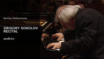 Grigory Sokolov Recital - Prime Video | Thespie