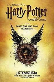 Harry Potter and the Cursed Child - Kindle | Thespie