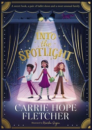 Into the Spotlight - Kindle | Thespie