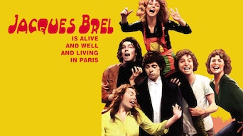 Jacques Brel is Alive and Well and Living in Paris - STAGE | Thespie