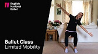 Limited Mobility Class - YouTube | Thespie