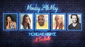 Monday Night At The Apollo: 24th May 2021 - Thespie | Thespie