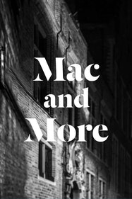 Mac and More Tickets London - at Jermyn Street Theatre | Thespie