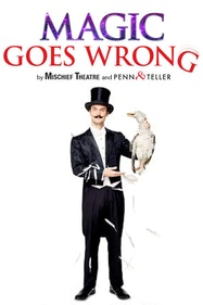 Magic Goes Wrong Tickets London - at Vaudeville Theatre | Thespie