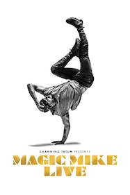 Magic Mike Live Tickets London - at The Theatre at the Hippodrome Casino | Thespie