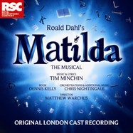 Matilda the Musical (Original London Cast Recording) - Spotify | Thespie