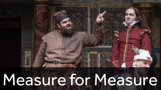 Measure for Measure - Globe Player   Thespie