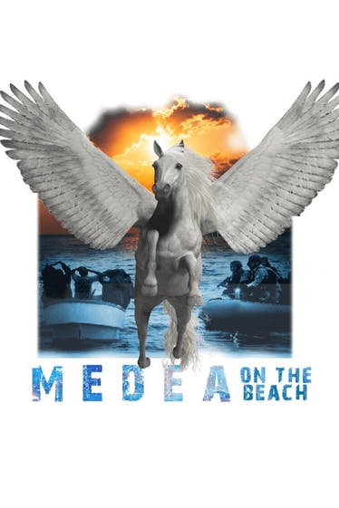 Medea on the Beach Tickets London - at The Brunel   Thespie