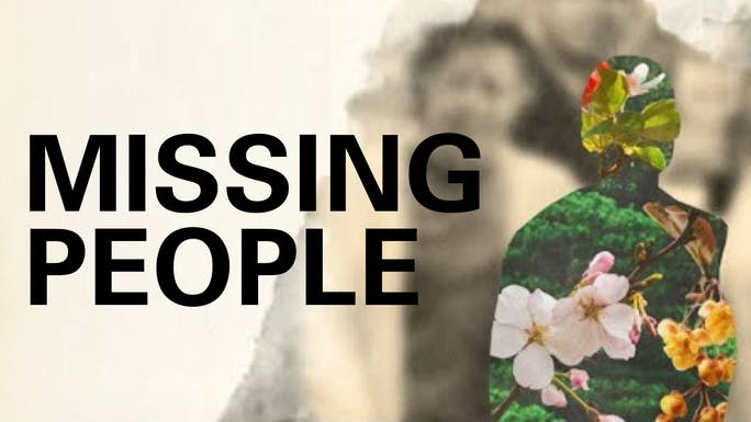 Missing People - YouTube   Thespie