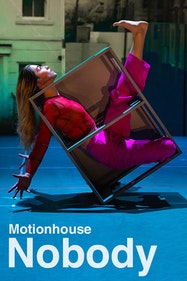 Motionhouse - Nobody Tickets London - at Sadler's Wells Theatre | Thespie