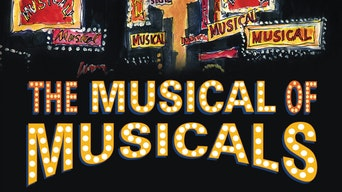 The Musical of Musicals - York Theatre Company Website | Thespie