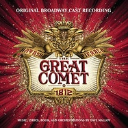 Natasha, Pierre & the Great Comet of 1812 - Spotify | Thespie
