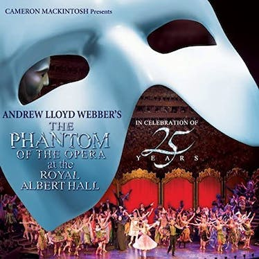 The Phantom of the Opera 25th Anniversary - Spotify   Thespie