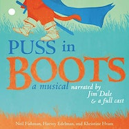 Puss in Boots: A Musical - Audible | Thespie