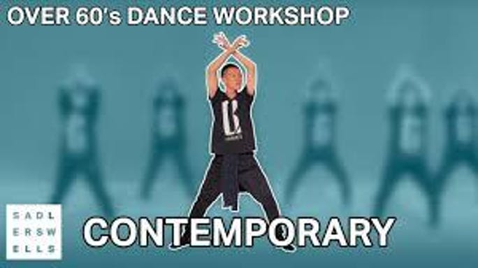 Company of Elders Workshop: Contemporary - YouTube | Thespie