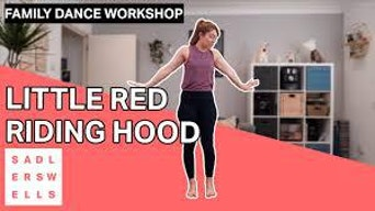 Family Dance Workshop: Little Red Riding Hood - YouTube | Thespie