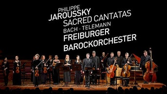 Philippe Jaroussky: Sacred Cantatas  | Thespie