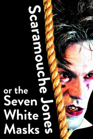 Scaramouche Jones or the Seven White Masks Tickets London - at Wilton's Music Hall   Thespie