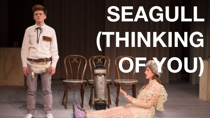 Seagull (Thinking of You) - OntheBoards.tv | Thespie