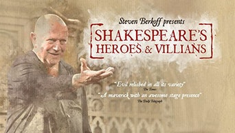 Shakespeare's Heroes and Villains - Prime Video | Thespie