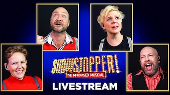 Showstopper! The Improvised Musical Livestream - Eventbrite | Thespie