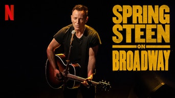 Springsteen on Broadway - Netflix | Thespie