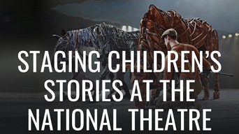 Staging Children's Stories at the National Theatre - Google Arts & Culture | Thespie
