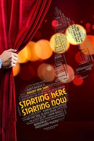 Starting Here, Starting Now Tickets London - at Waterloo East Theatre   Thespie
