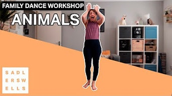 Family Dance Workshop: Animals - YouTube | Thespie
