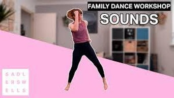 Family Dance Workshop: Sounds - YouTube | Thespie
