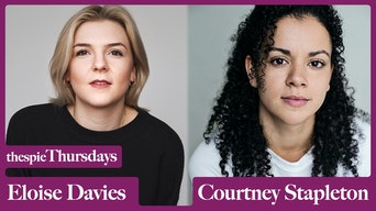 Thespie Thursdays with Courtney Stapleton and Eloise Davies - YouTube | Thespie