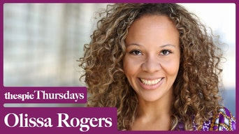 Thespie Thursdays with Olissa Rogers - YouTube   Thespie