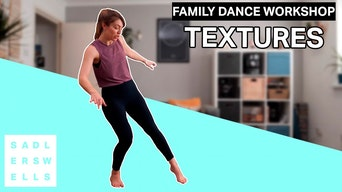 Family Dance Workshop: Textures - YouTube | Thespie