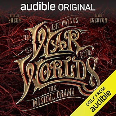The War of the Worlds - Audible | Thespie