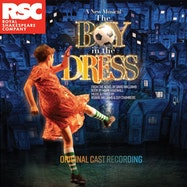The Boy in the Dress (Original Cast Recording) - Spotify | Thespie
