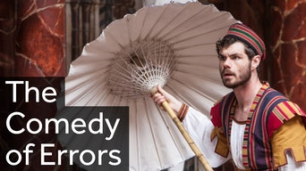 The Comedy of Errors - Globe Player   Thespie