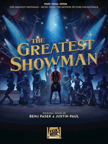 The Greatest Showman - Kindle   Thespie