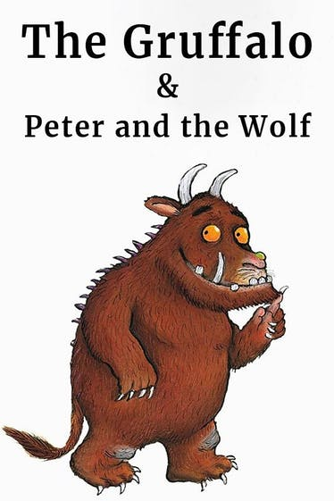 The Gruffalo & Peter and the Wolf Tickets London - at Cadogan Hall   Thespie