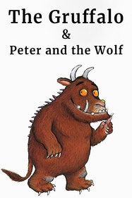The Gruffalo & Peter and the Wolf Tickets London - at Cadogan Hall | Thespie