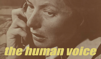 The Human Voice - STAGE | Thespie