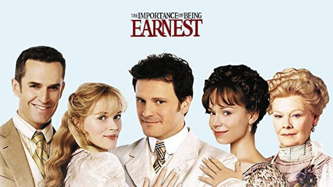 The Importance of Being Earnest - Prime Video   Thespie