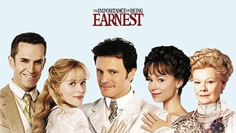 The Importance of Being Earnest - Prime Video | Thespie