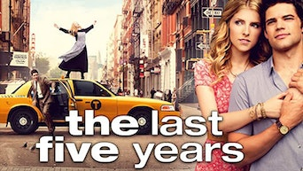The Last Five Years (2014) - Prime Video | Thespie