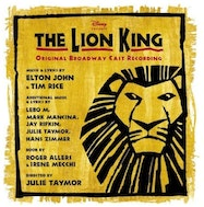 The Lion King: Original Broadway Cast Recording - Spotify | Thespie