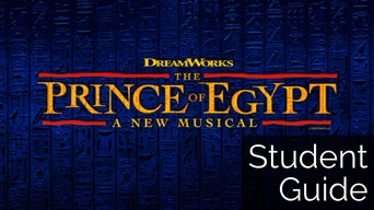 The Prince of Egypt: Student Guides - The Prince of Egypt Website | Thespie