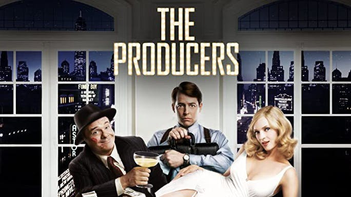 The Producers - Prime Video   Thespie